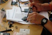 czujniki - montowanie