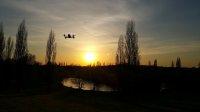 dron model 3DR SOLO